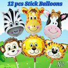 SELECTN JUNGLE SAFARI BARN ANIMALS BALLOONS Decor Shower Birthday Party Supply A