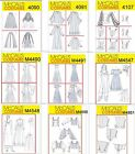 McCalls Renaissance Early American Tops Corset Skirt Dress Gown Costume Pattern
