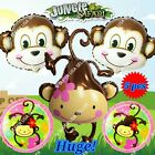 SELECTNS HUGE SAFARI BARN ANIMALS BALLOONS Decor Shower Birthday Party Supply H