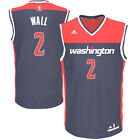 John Wall #2 Washington Wizards Navy Swingman Men's Jersey