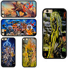 Iron Maiden Classic Metal Rock Band Hard Phone Case Cover Fit For iPhone Samsung