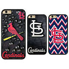 MLB St. Louis Cardinals Plastic Hard Phone Case Cover Fits For iPhone Samsung