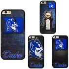 Duke Blue Devils Plastic Hard Phone Case Cover Fits For iPhone / Touch / Samsung