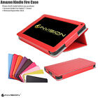 """Amazon Kindle Fire Tablet Case Cover, 7"""" Multi-Touch Screen, Released Sept 2012"""