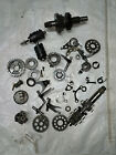 YAMAHA YFZ 450 YFZ450 PARTS LOT .... TRANSMISSION ,  AND LOTS OF MISC. INTERNAL