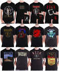 Rush T Shirt 2112 starman band logo tour fly by night official new mens