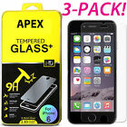 New Premium Real Tempered Glass Film Screen Protector For Iphone X 8 7 6 Plus Se