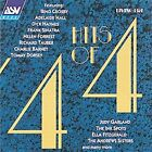 Hits of '44: Adelaide Hall, Helen Forrest, Charlie Barney, Judy Garland,