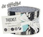 Jelly-Roll´s, 20 Strips, Baumwolle, Moda, Serie: Thicket