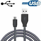 NXET Lot Genuine 22AWG USB Data Fast Charger Charging Cable for  HTC Series