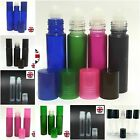 1ML ,  2ML EMPTY GLASS VIALS WITH CAP REFILLABLE GLASS SAMPLE VIAL STRONG GLASS