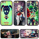 Suicide Squad Harley Quinn Plastic Hard Phone Case Cover For iPhone Samsung
