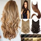 """20""""/51cm Synthetic Secret Wire in Hair Extensions Invisible As Human Hair FM1"""