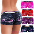 Slip woman french knickers intimo effect jeans pole dance shorts shorts C-01