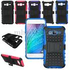 Protective Tough Shock Proof Hard Case Skin Cover Stand For SAMSUNG J3 J5 S5 S6