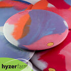 VIBRAM Firm NOTCH *choose your weight & color* Hyzer Farm disc golf driver