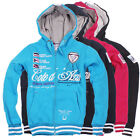 Geographical Norway Damen Sweatjacke Gessica Lady Sweatshirt Hoody Pullover