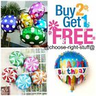 """ALL SHAPE 18"""" Helium Balloons Baby Shower,Christening Party Decorations BALOONS"""