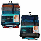 Mens Tom Franks 3 Pack Trunks with Cotton Stretch Style BR404