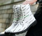 Mens Stripe Leisure Ankle Boot Strappy Korean Chic Sneaker Hot Shoes Spring 2017