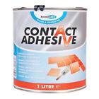 500ml BOND IT CONTACT ADHESIVE PREMIUM SOLVENT BASED NEOPRENE GLUE BONDS STICKS