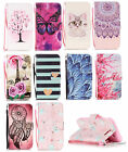 Cute Flip Wallet Stand Leather Case Cover For Samsung Galaxy Sky 2016 / J3 V