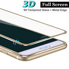 Full Coverage 3D Premium Tempered Glass Screen Protector for iPhone 6/6S/ 7 Plus