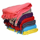 Turkish Towels Hammam Towels Soft Beach Towels Pestamal Towel Fitness Spa Sauna