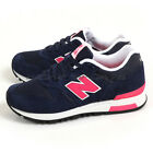 New Balance WL565NPW B Navy & Pink & White Classic Retro Lifestyle Shoes NB