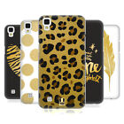 HEAD CASE DESIGNS GRAND AS GOLD HARD BACK CASE FOR LG PHONES 2