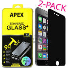 """Privacy Anti-Spy Tempered Glass Screen Protector for 4.7"""" iPhone 6 / iPhone 6s"""