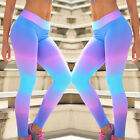 Women Trousers ?Workout Colorful  Sports Gym Yoga Leggings Running Fitness Pants