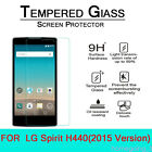 1pc NEW 9H Premium Safe Tempered Glass Film Screen Protector For LG G5/K8/K10/K4