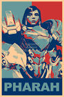RGC Huge Poster - Overwatch Pharah PS4 PS3 XBOX ONE 360 - EXT666