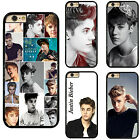 Justin Bieber Plastic Hard Phone Case Cover Fits For iPhone / Touch / Samsung