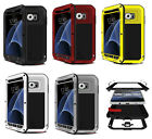 Military Defender Shockproof  Heavy Duty Aluminum Metal Case Cover For Samsung