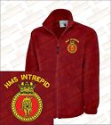 HMS INTREPID Crested Embroidered Fleeces
