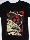 Star Wars Stormtroopers Join The Empire Support the Revolution T-Shirt $20.75 USD