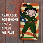 betty boop for iPhone 6 6s 6+ 6s+ Case Cover $27.07 CAD