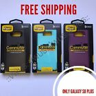 NEW Otterbox Commuter fo Samsung Galaxy S8 Plus Case Cover Dual Layer Protection