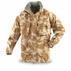 British Forces Waterproof  Breathable Goretex Desert Jackets 2 breast pockets