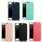Ultra Thin Soft Rubber TPU Matte Back Case Cover for OPPO F1S(A59) R9 R9S Plus
