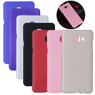 For Samsung C9 Smooth Soft Solid Color Case Cover Cellphone Shell Protector