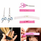 3 DIY Pro Hair Cutting Clips Comb Tool With Hair Cutting & Trimming Scissors