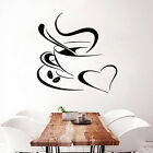 Enclosure Vinyl Decal Sticker Coffee Hint with Roger Home Design Kitchenette Decor m271