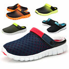 New Fashion Unisex Summer Breathable Flip Flops Air Mesh Slippers Sandals Shoes