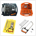 Universal Saw Hand DIY Home Tools Kit Steel Glass Wood Working Cutting Camping