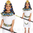 BOYS EGYPTIAN PHARAOH FANCY DRESS COSTUME EGYPT CHILDS HISTORIC KIDS OUTFIT NEW