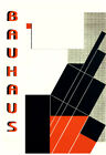 1923 GERMAN WEIMAR BAUHAUS ART EXHIBITION AUSSTELLUNG A3 POSTER RE PRINT