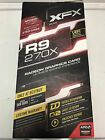 XFX R9 270X Radeon Graphics Card Double Dissipation 2GB DDR5